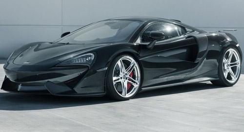 TAG Motorsports McLaren 570S