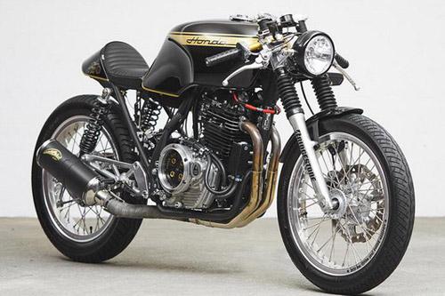 271 Desing's Honda GB500 Cafe Racer