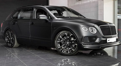 Bentley Bentayga Le Mans Edition By Kahn Design