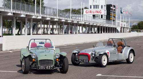 Caterham Seven SuperSprint – Legend's Revival