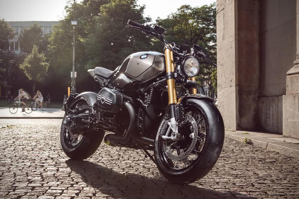 Diamond Atelier's Urban 21 BMW Bike