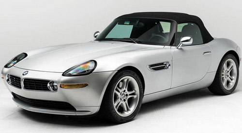 Steve Jobs' BMW Z8 Could Be Sold For $400,000
