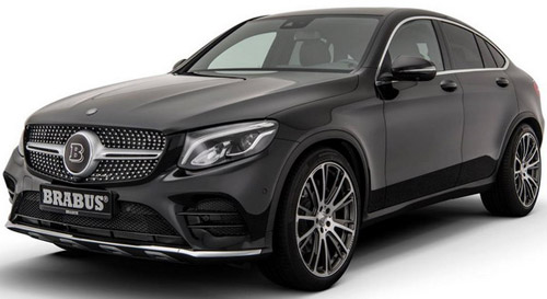 Brabus Mercedes GLC Coupe