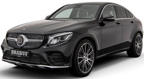 Brabus Mercedes Glc Coupe Extravaganzi
