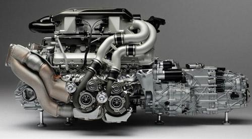 Perfect Replica Of Bugatti Chiron's Engine Will Cost You $9,365