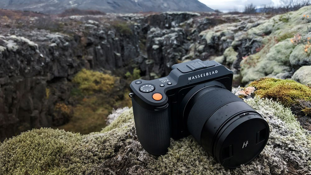 Hasselblad S New X1d Field Kit Extravaganzi