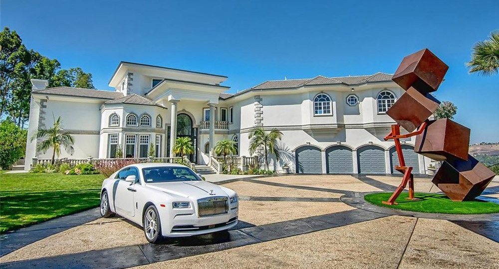 Jake Paul S New 7 4 Million Team 10 House In Calabasas