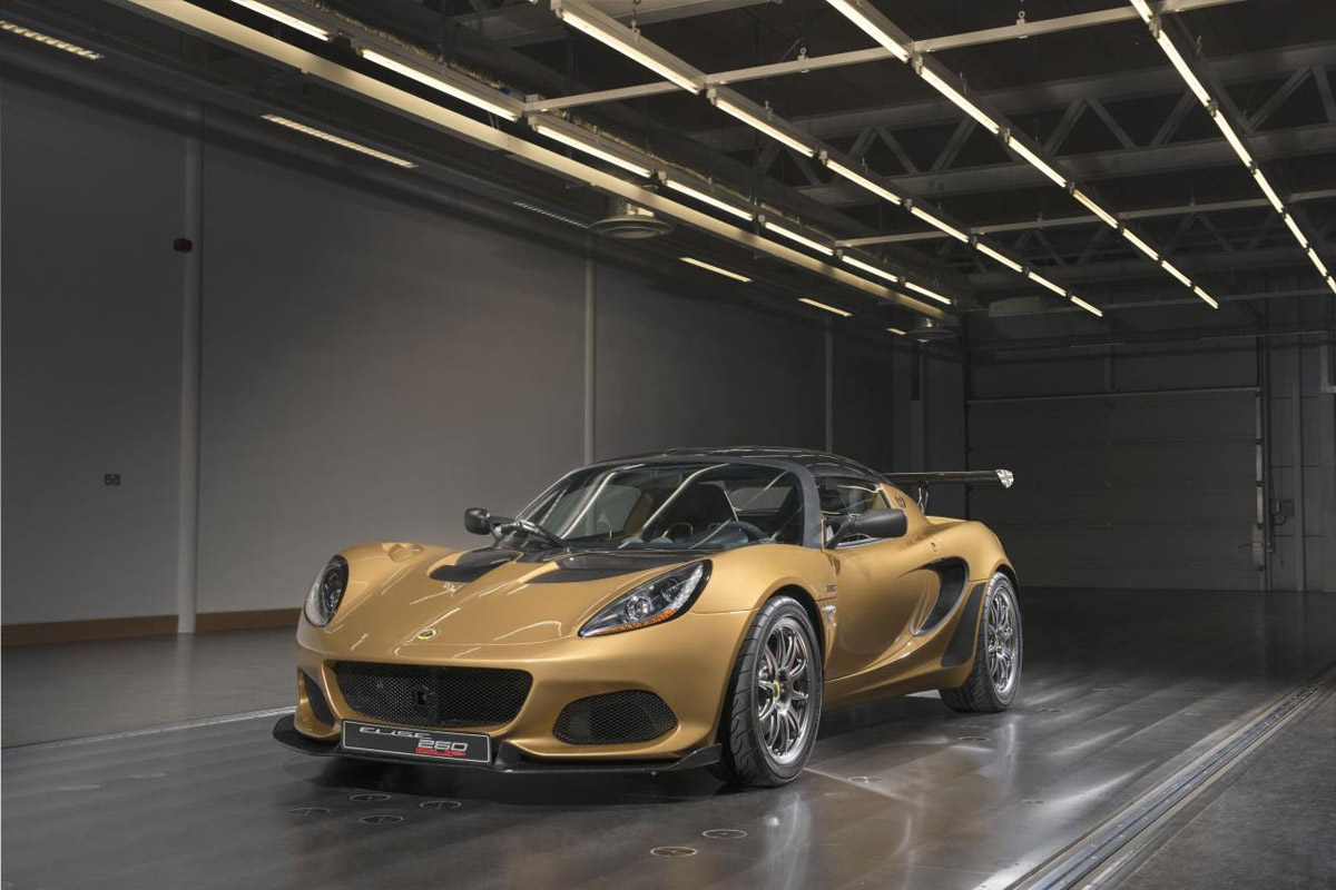 Lotus Elise Cup 260: Sports Car Alchemy