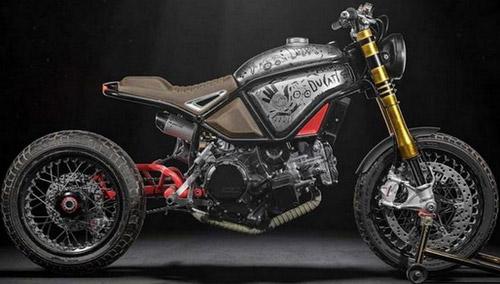 """Ducati Panigale 1299 As """"Naughty Quadro"""""""