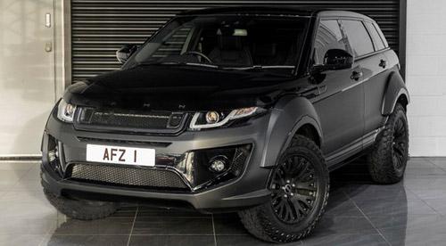 Range Rover Evoque X-Lander Edition