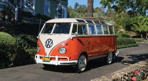 This Volkswagen Microbus Could Be Sold For $200,000