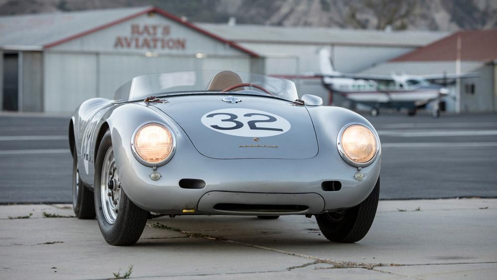 1958 Porsche 550A Spyder Could Fetch $5 Million At Auction