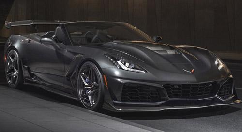 2019 Chevrolet Corvette ZR1 Cabrio