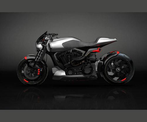 ARCH's First Concept Production Motorcycle