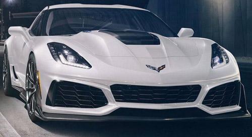 Hennessey Corvette ZR1