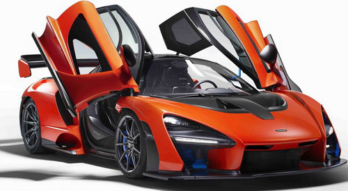 This Is McLaren Senna