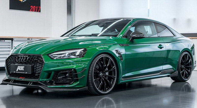 ABT RS5-R With 530hp