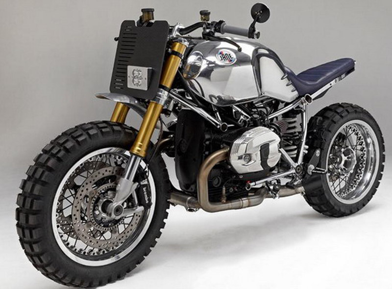 BMW R nineT In A New Edition