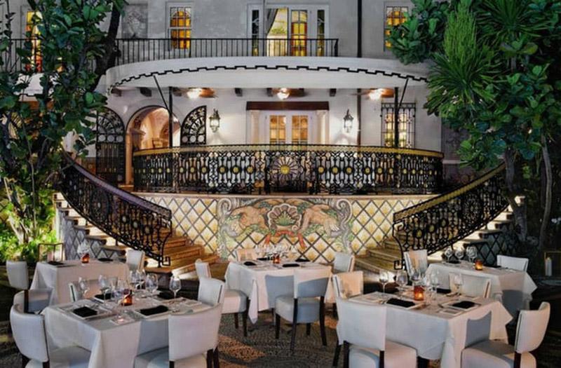 Mediterranean Restaurant Miami Beach