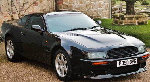 Aston Martin Vantage Owned By Elton John On Sale Extravaganzi