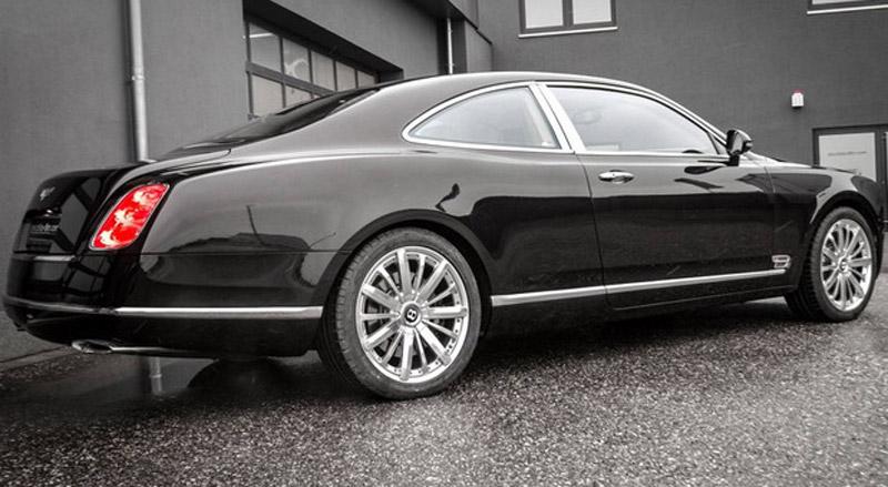 Bentley Mulsanne Coupe