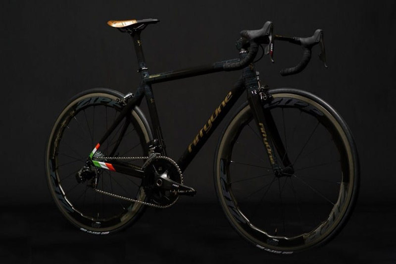 Fit for a King – Conor McGregor's FiftyOne Bicycle