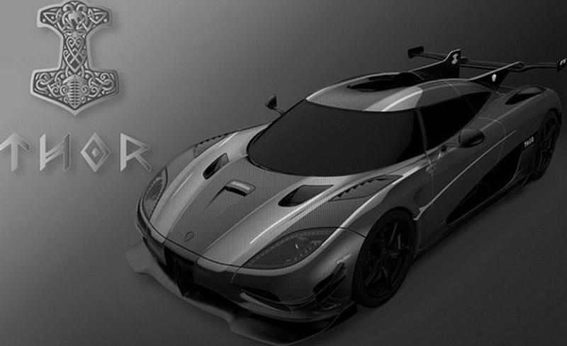 "Koenigsegg Agera FE ""Thor"""