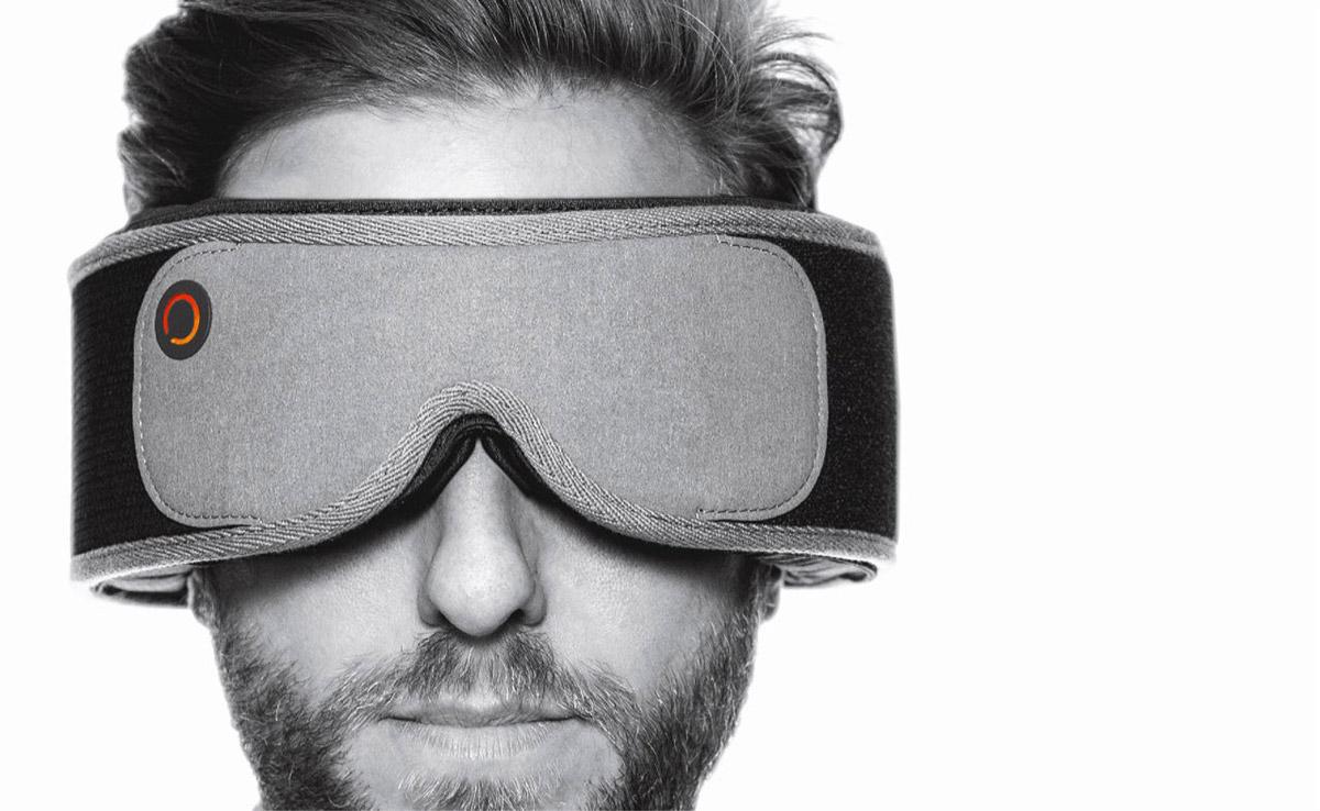 Ultimate Powernap Audio Mask - SILENTMODE - eXtravaganzi