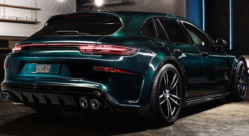 Techart Porsche Panamera Sport Turismo Grand Gt Extravaganzi