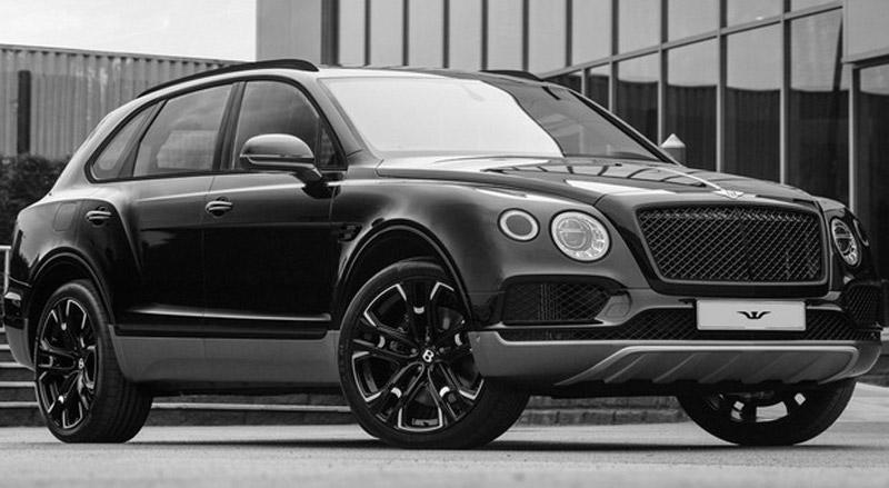 Wheelsandmore Bentley Bentayga With 710 hp