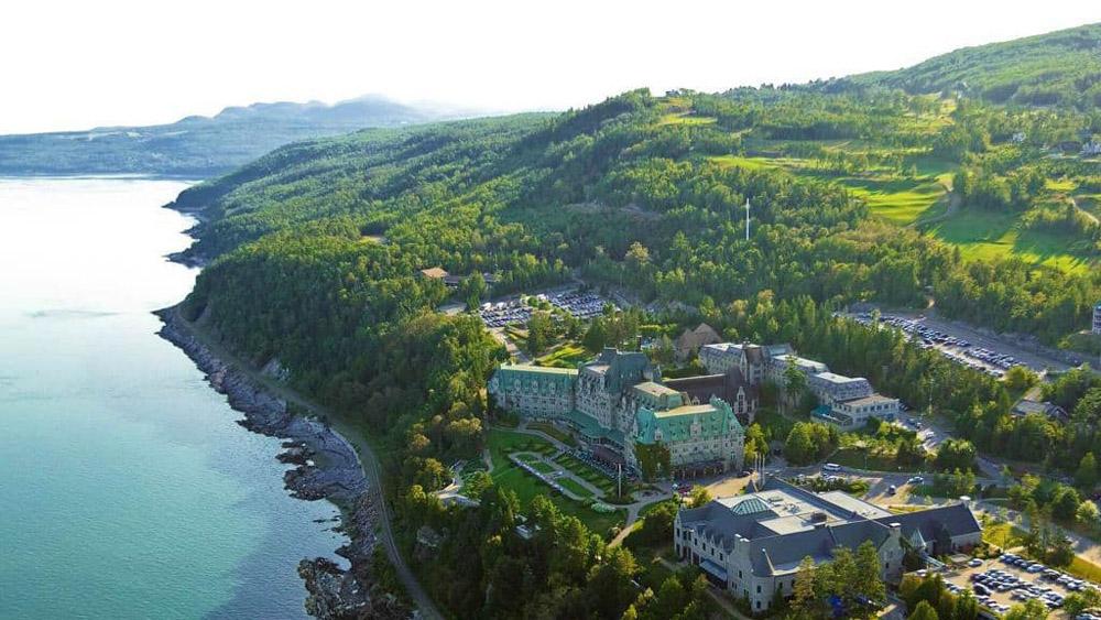 Fairmont Le Manoir Richelieu Luxury Canadian Castle