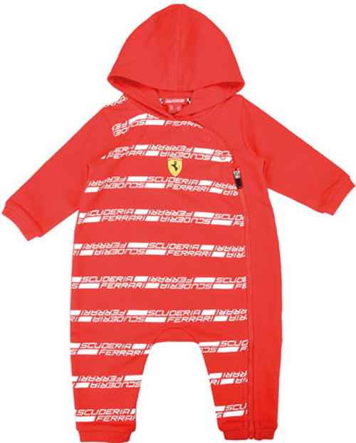 Ferrari Clothes For The Youngest Extravaganzi