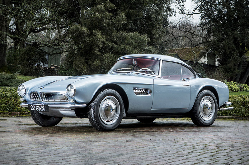 1957 BMW 507 Sold For £3.8 Million