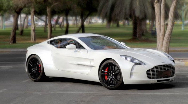 Exclusive Aston Martin One-77 Goes Under The Hammer