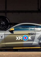 Ford Eagle Squadron Mustang Gt Extravaganzi