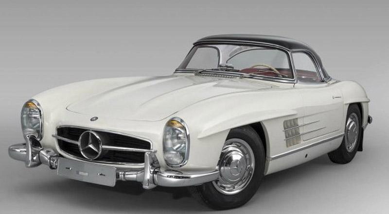 Mercedes 300 SL Sold For €3,143,000