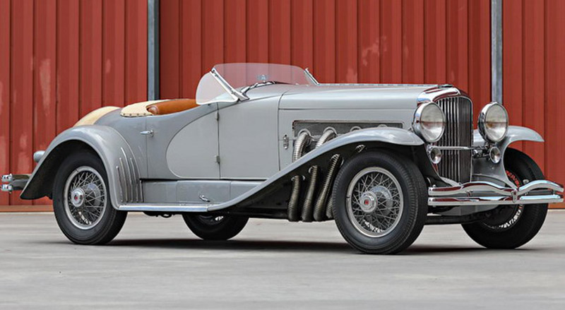1935 Duesenberg SSJ Became The Most Expensive American Car Ever Sold At Auction