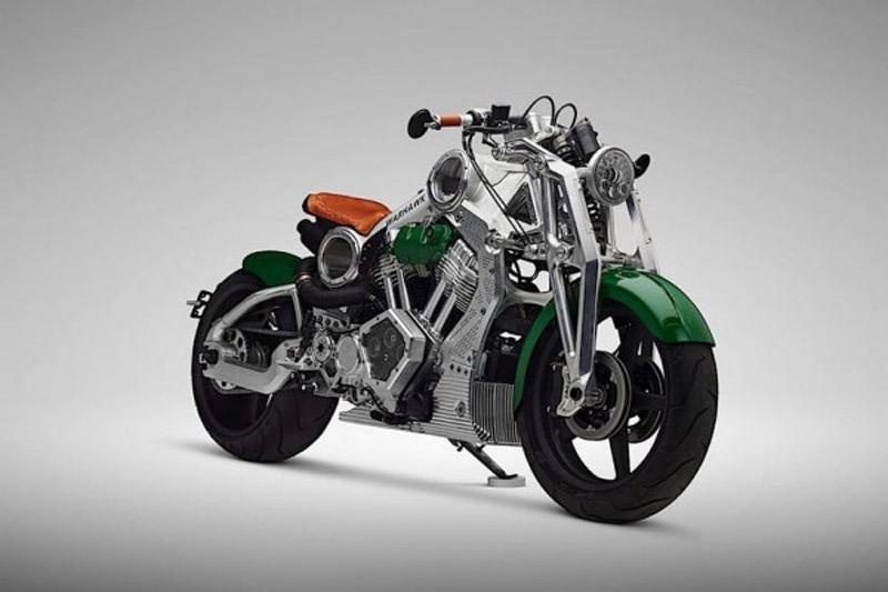 Warhawk – Limited Edition Breathtaking Bike