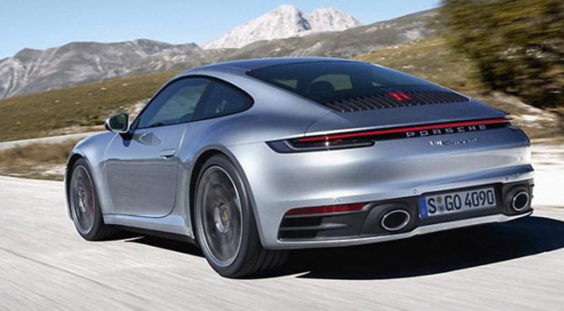 New Porsche 911 Officially Extravaganzi