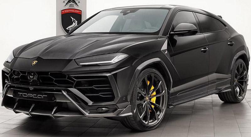 TopCar Lamborghini Urus