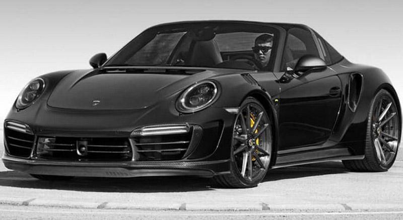 TopCar Porsche 911 Targa Stinger GTR