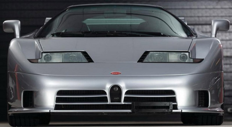 Bugatti EB110 Super Sport Goes Under The Hammer
