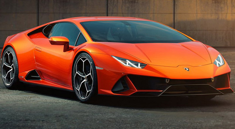 Lamborghini Huracan Evo Now Officially