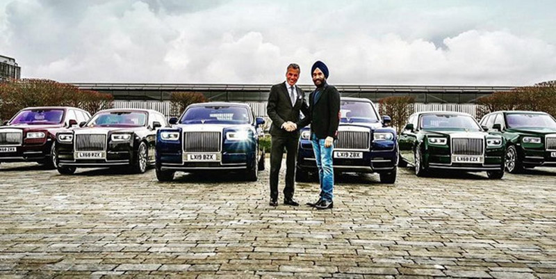You Won't Believe Why This Man Bought Six Rolls-Royces