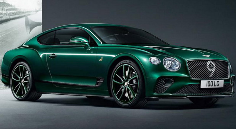 Bentley Continental GT No.9