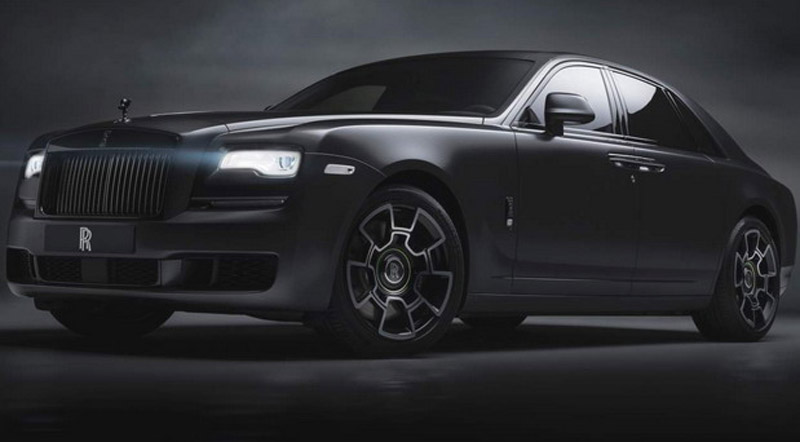 Rolls-Royce Ghost And Wraith Black Badge Edition