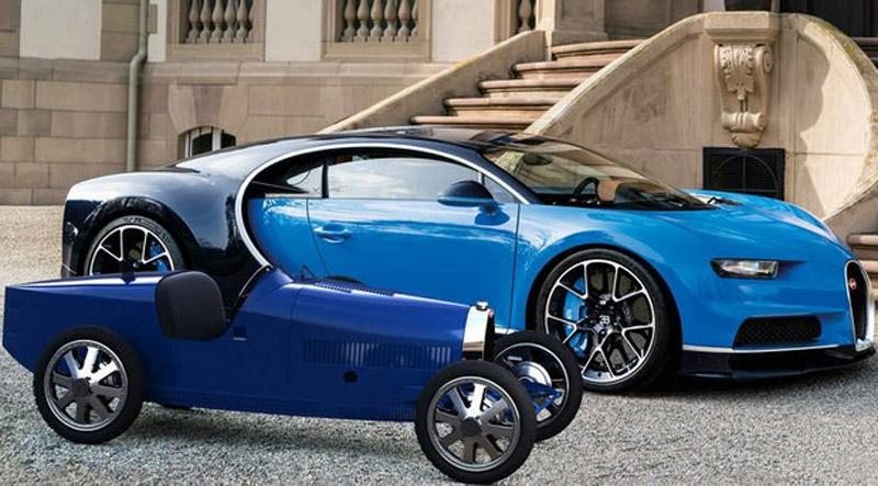 Electric Bugatti Baby II