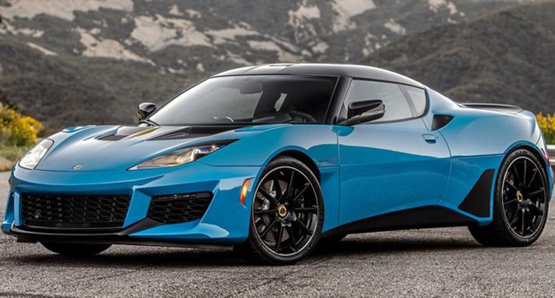 2020 Lotus Evora GT