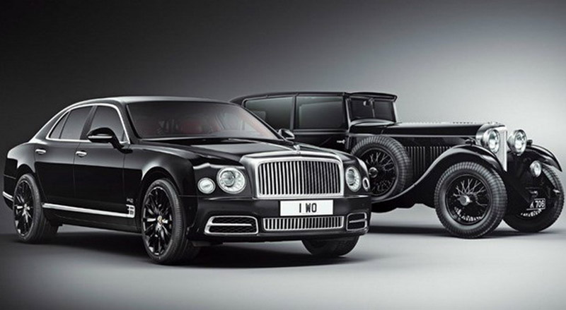 This Is How Bentley Delivers Keys Of Mulsanne W.O. Edition by Mulliner