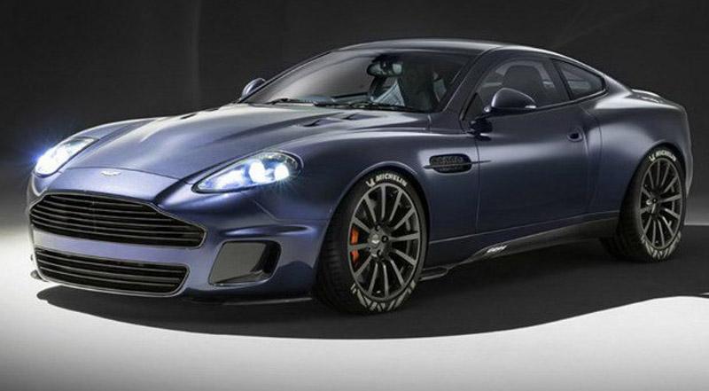 Ian Callum Embellished Aston Martin Vanquish